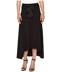 Jag Jeans Meredith Skirt In Double Knit Ponte Black Women's Skirt