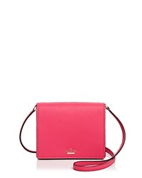 Kate Spade New York Dody Small Crossbody Pink Confetti Gold