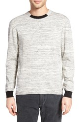 Native Youth Men's Overcast Knit Sweater Grey