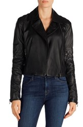 J Brand Women's Adaire Quilted Leather Jacket