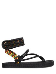 Isabel Marant Etoile 10Mm Epipa Cotton Rope Sandals