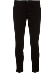 Hudson Star Studded Trousers Black