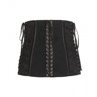 Dolce And Gabbana Lace Up Corset