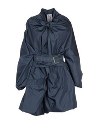 Uniqueness Full Length Jackets Slate Blue