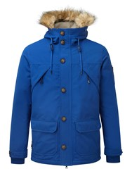 Tog 24 Men's Fairmount Milatex Down Parka Jacket Royal