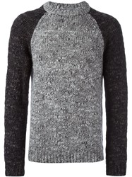 Ymc Crew Neck Sweater Grey