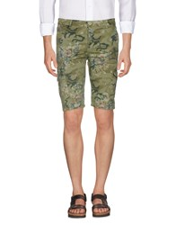 Williams Wilson Bermudas Military Green
