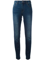 Armani Jeans Tapered Blue