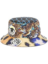 Kenzo Multi Icon Bucket Hat