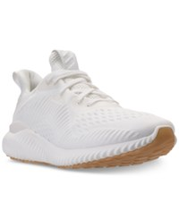 Adidas Women's Alphabounce Em Un Dyed Running Shoes From Finish Line Non Dyed