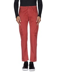 People Jeans Brick Red