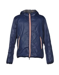 Williams Wilson Down Jackets Dark Blue