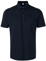 Aspesi Classic Polo Shirt Men Cotton M Black