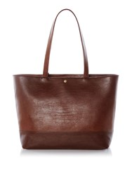 Maison De Nimes Brianne Shopper Bag Brown