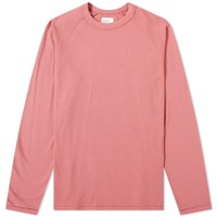 Les Basics Le Long Sleeve Tee Pink