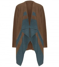Closed Wool And Cashmere Blend Coat Green
