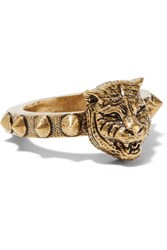 Gucci Gold Tone Ring