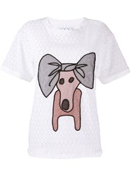 Viktor And Rolf Little Swan T Shirt White