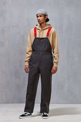 Woolrich Malone Wool Overall Charcoal