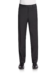 Saks Fifth Avenue Slim Fit Wool Trousers