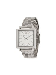 Larsson And Jennings Ljxii Norse Milanese 34Mm Watch Silver
