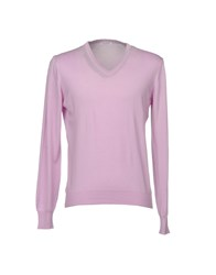 Gran Sasso Sweaters Light Purple