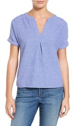 Vineyard Vines Women's Dolman Sleeve Linen Top