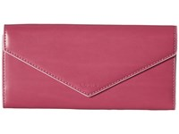 Lodis Audrey Alix Trifold Beet Iced Violet Wallet Handbags Pink