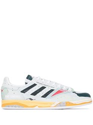 Raf Simons Adidas By Stan Smith Printed Sneakers Multicolour