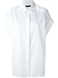 Avelon Short Sleeve Shirt White