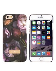 Ted Baker Fraiser Hard Shell Iphone 6 Plus Case Shadow Floral