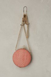 Anthropologie Scallop Canteen Pink
