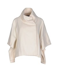 Marco Bologna Coats And Jackets Coats Women White