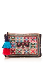 Figue Kerala Zip Pouch Multi