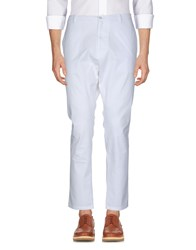 Obvious Basic Casual Pants White