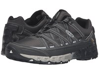 Keen Versatrail Waterproof Raven White Men's Waterproof Boots Black