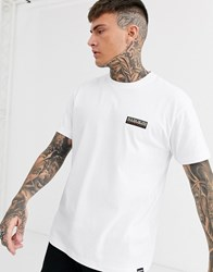 Napapijri Sase T Shirt In White