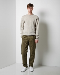 Mhl By Margaret Howell Worker Chino Khaki