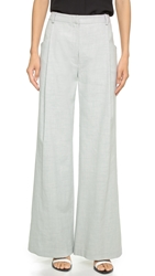 Crippen Yasmine Trousers Washed Indigo