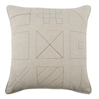 Thomas Paul Thomaspaul Flags Embroidered Pillow