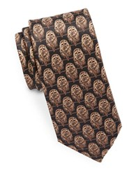 Star Wars Chewbacca Printed Tie Black