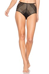 Only Hearts Club Lilith High Waist Brief Black