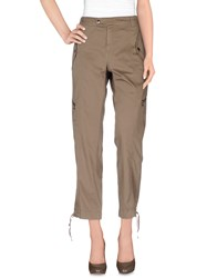 Dondup Trousers Casual Trousers Women Khaki