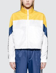 Opening Ceremony Cropped Warm Up Jacket