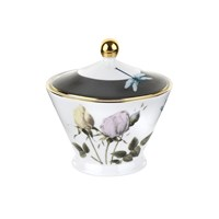 Ted Baker Rosie Lee Covered Sugar Bowl White
