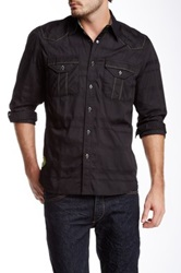 Affliction Into The Night Long Sleeve Shirt Multi