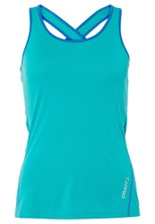 Craft Mind Top Drop Turquoise
