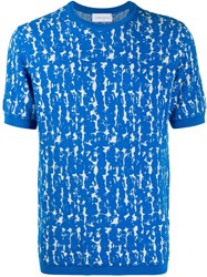 Christian Wijnants Abstract Pattern Knitted T Shirt 60