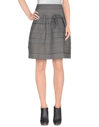 Care Of You Knee Length Skirts Black