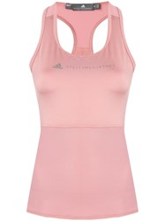 Adidas By Stella Mccartney Performance Essentials Top Pink